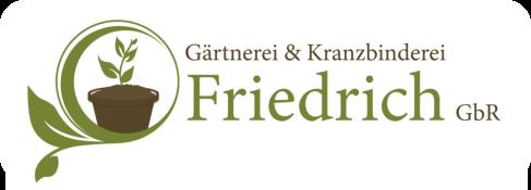 Gärtnerei Kranzbinderei Friedrich